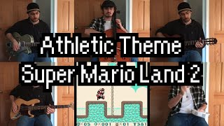 Sad Toy Cats - Athletic Theme (Super Mario Land 2 Cover)