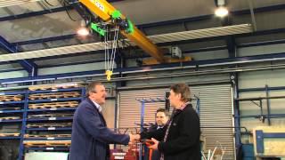 Repeat youtube video STAHL CraneSystems - Unternehmensfilm
