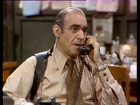 Reports of Fish's Death Somewhat Exaggerated - Barney Miller - 1975