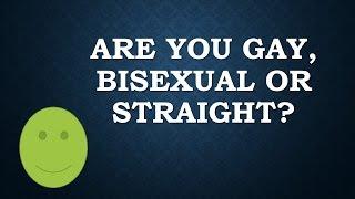 Test Bisexual tendancies online
