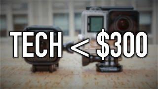 Top 5 Tech Under $300 (2015)