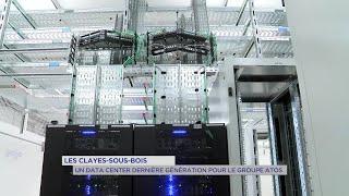 Yvelines | Clayes-sous-Bois : Un Data center dernière génération pour le groupe Atos