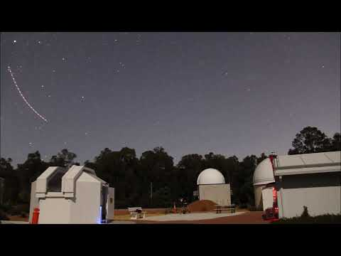 Star Viewing Night at Perth Observatory - 26/4/2015