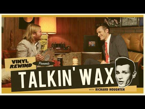Richard Houghten interview | Vinyl Rewind