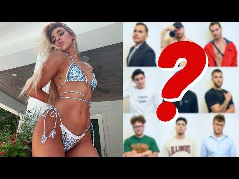 10 Guys Date 1 Super Model : THE DATE