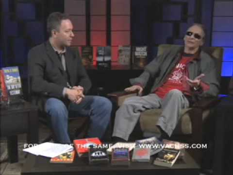 Andrew Vachss talks about what's on his nightstand
