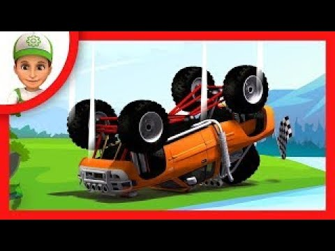 Handy Andy and Blaze and the Monster Machines at the races - episodes blazep2p2