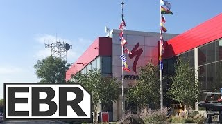 Specialized Headquarters Tour, 2016 Product Sneak Peek and Bicycle Museum!