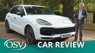 Porsche Cayenne 2019 -  A sports car for the whole family