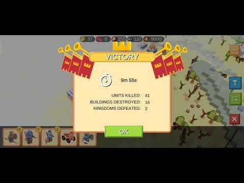RTS Siege Up! - 12-border land - Medieval Warfare Strategy Offline