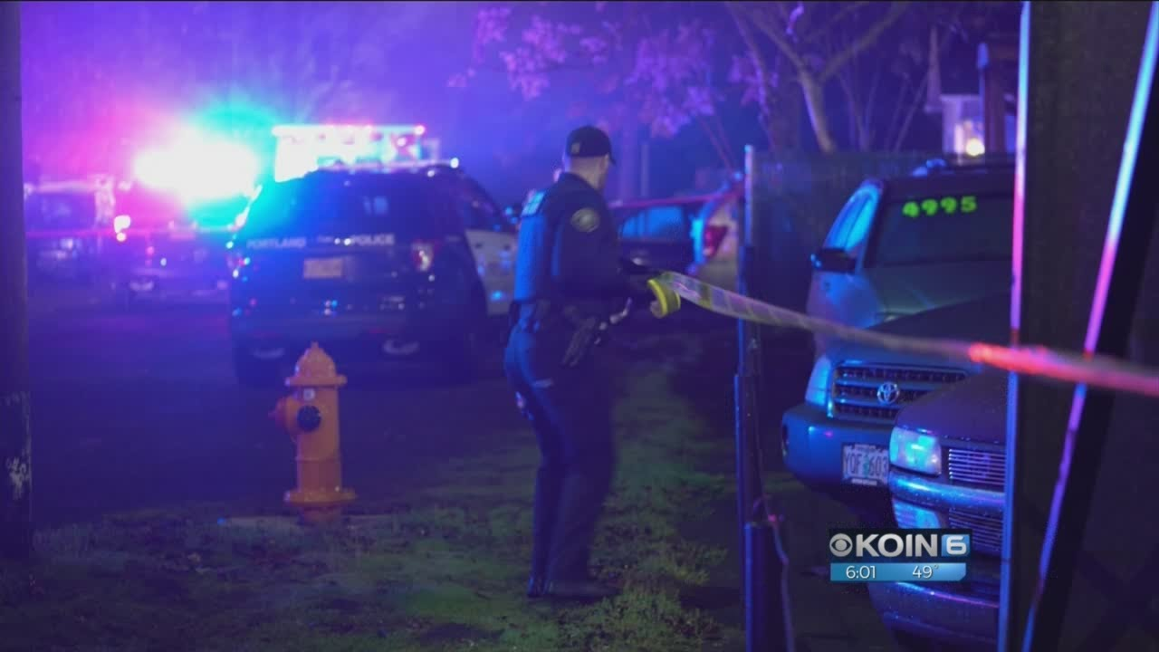 Portland shooting: 1 person is dead after a shooting following ...
