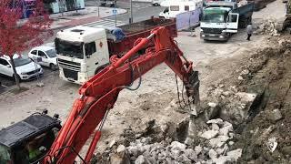 Las obras de la reforma de El Sadar avanzan en los exteriores de Graderío Sur y Gol Norte