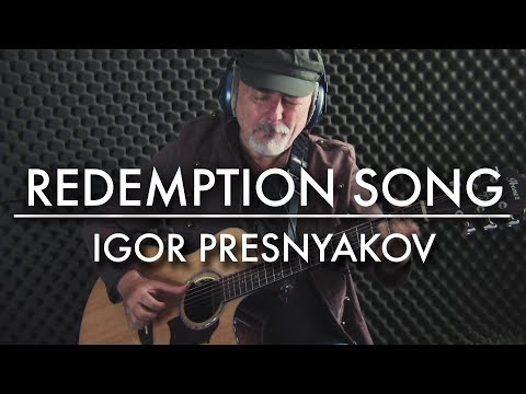 Bob Marley | Redemption Song  | Igor Presnyakov | Fingerstyle Guitar (violão sertanejo)