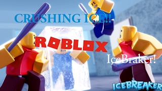 How to crush your Ice! || Roblox IceBreaker