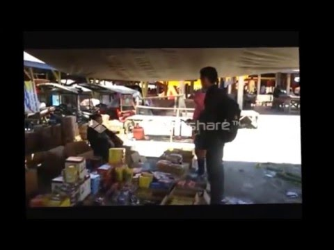 Komunikas Lintas Budaya di Pasar Mo'odu Gorontalo