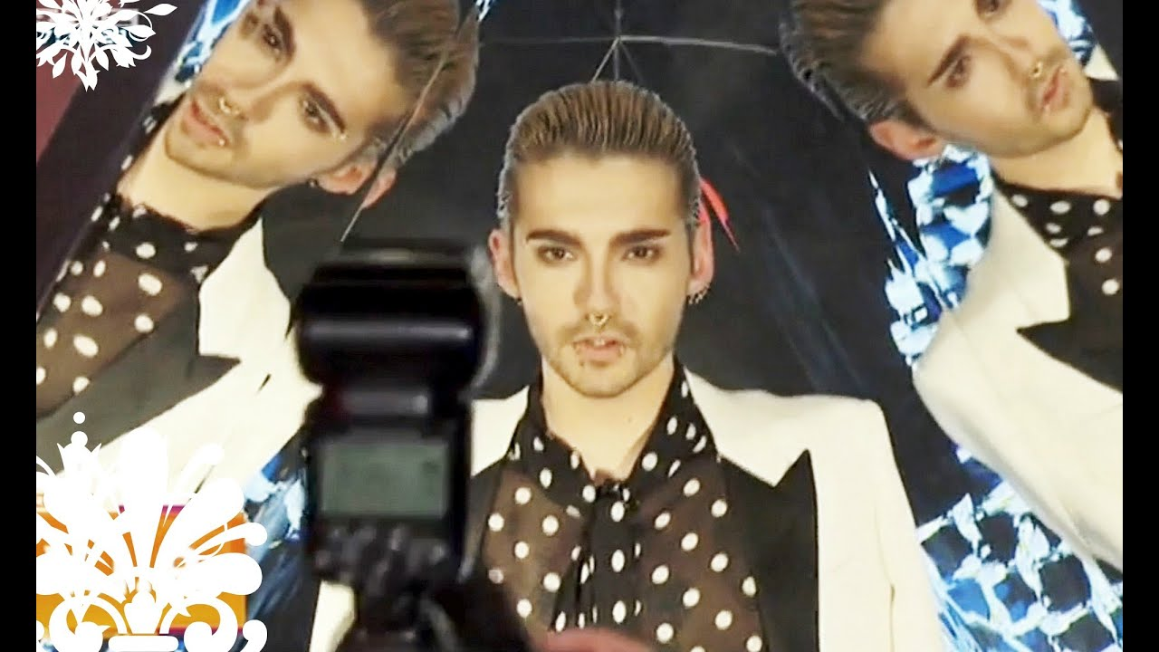 Rtl . Bill Kaulitz - Fashion Week Berlin 2016