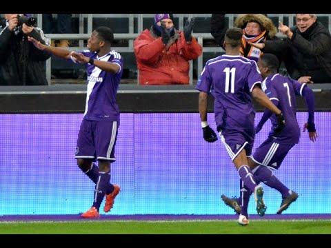 UEFA Youth League : RSC Anderlecht 1-0 FC Barcelona