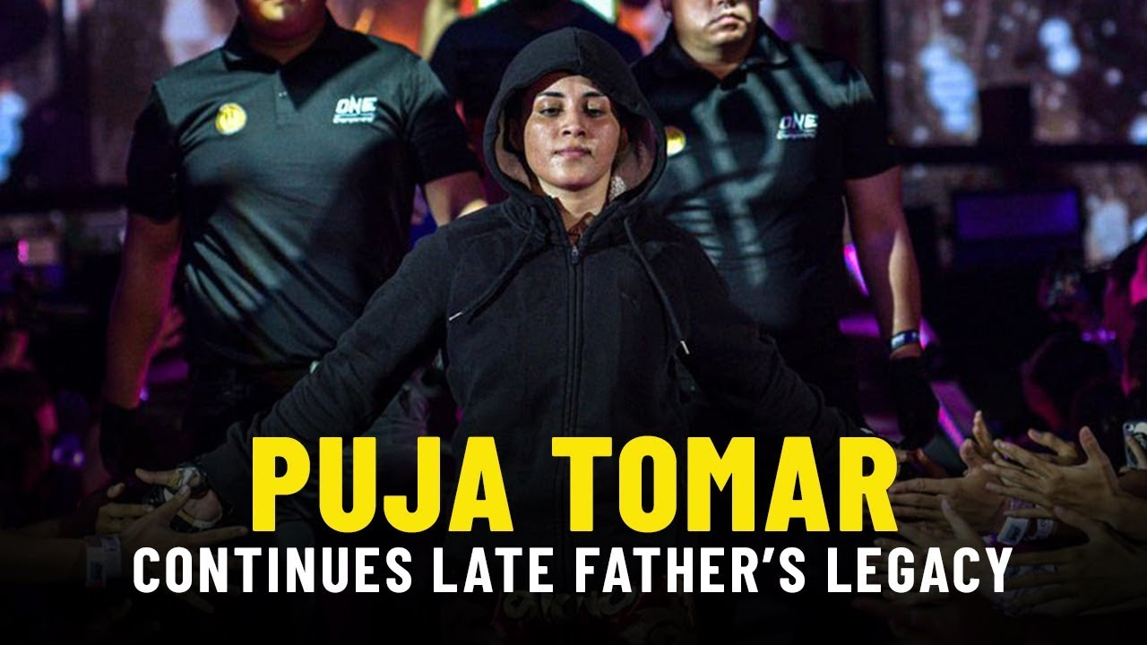 Puja Tomar Continues Late Father's Legacy | ONE Feature
