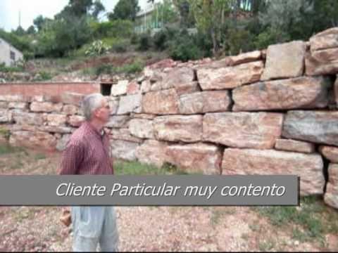 Muros de rocalla youtube - Muros de rocalla ...