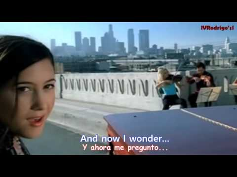 Vanessa Carlton - A Thousand Miles [Lyrics y Subtitulos en Español]