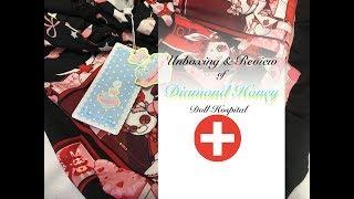 Unboxing & Review of Diamond Honey