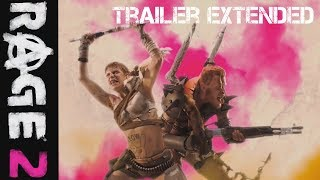 RAGE 2 – Gameplay Trailer Extended German Deutsch