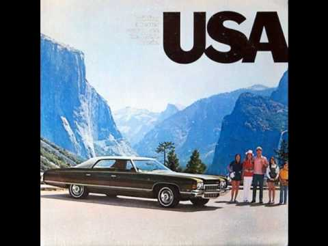 Worksheet. See The USA In Your Chevrolet 1972 vinyl LP  YouTube