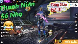 [Free Fire] Khi game Thủ Chuyên Nghiệp PUBG bắn FF và Cái Kết Nhọ !!! Tặng Acc VIP nhe anh em !!!