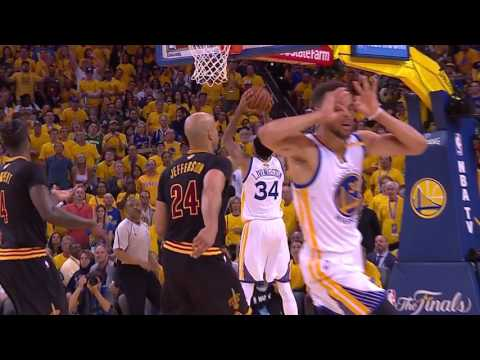 Steph Curry's Full Highlights From 2017 NBA Finals