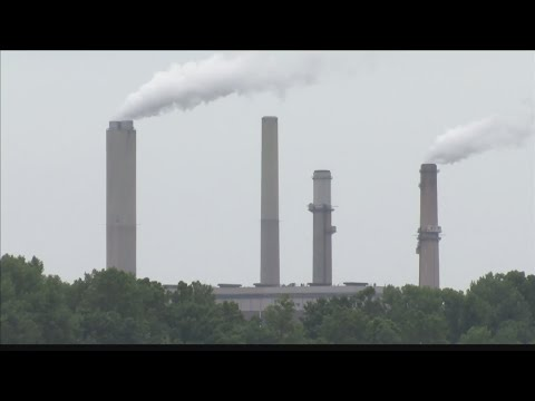 Duke Energy Proposes Closure Of Five Coal-fired Units In Gibson County