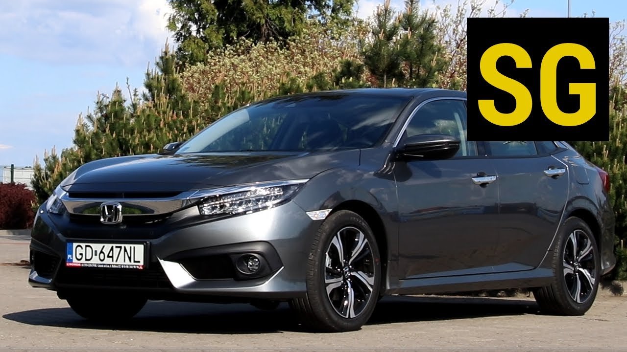 2017 Honda Civic Sedan – #7 SAMO GĘSTE