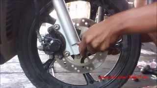 Tips dan Cara Mengganti Laher Roda motor matic Karen Goyang   Tips Otomotif