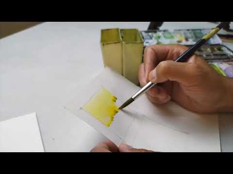 Tutorial Basic Watercolor thumbnail