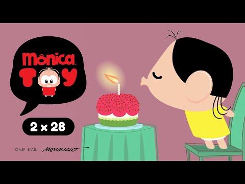 Mônica Toy   Magali Cinquentona (Especial de Aniversário)