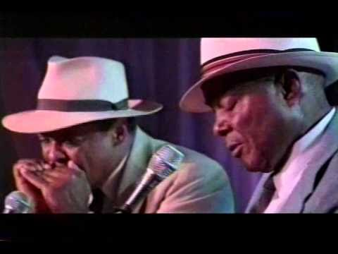 John Cephas And Phil Wiggins - Baby, What You Want Me To Do?, Walking Blues (1999)