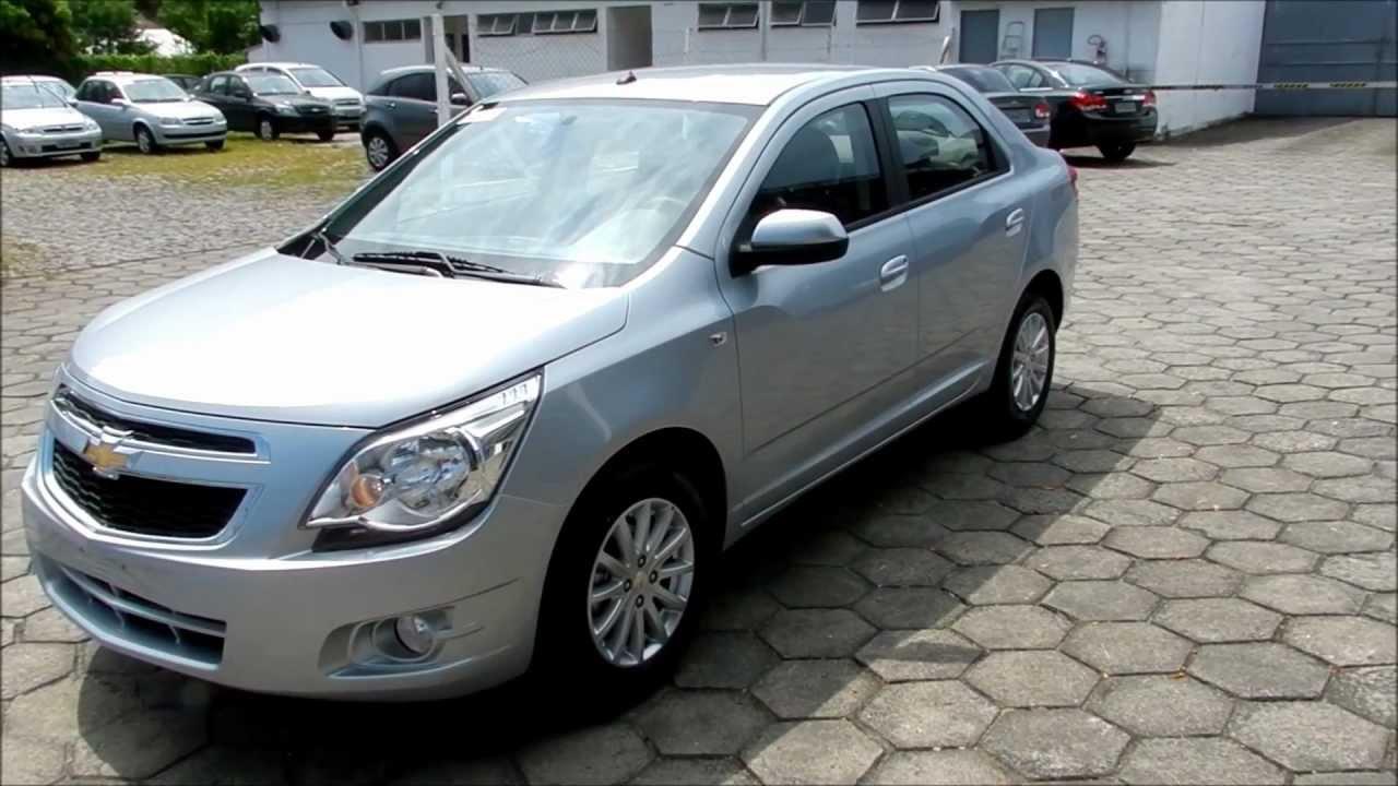 Chevrolet Cobalt LTZ 14 2012 em detalhes Full HD  YouTube