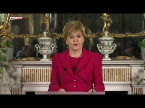In Full (inc. questions) - Nicola Sturgeon's speech #IndyRef2