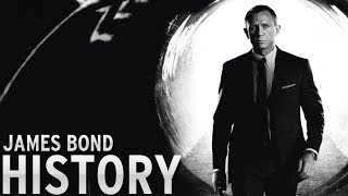 History of - James Bond Video Games (1983-2014)
