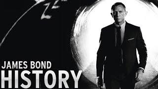 History of - James Bond Video Games (1983-2014)