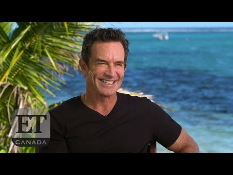 Jeff Probst Breaks Down 'Survivor' S37 Castaways  EXTENDED
