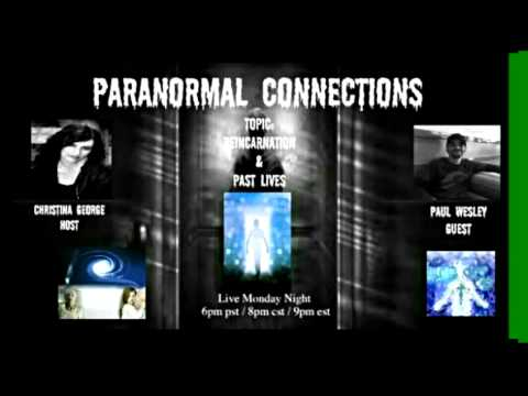 Moon Matrix & Soul recycling on Paranormal Connection's