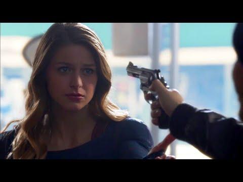 Supergirl impede que bandido assalte loja - DUBLADO (Português-BR) HD | Supergirl 1x07
