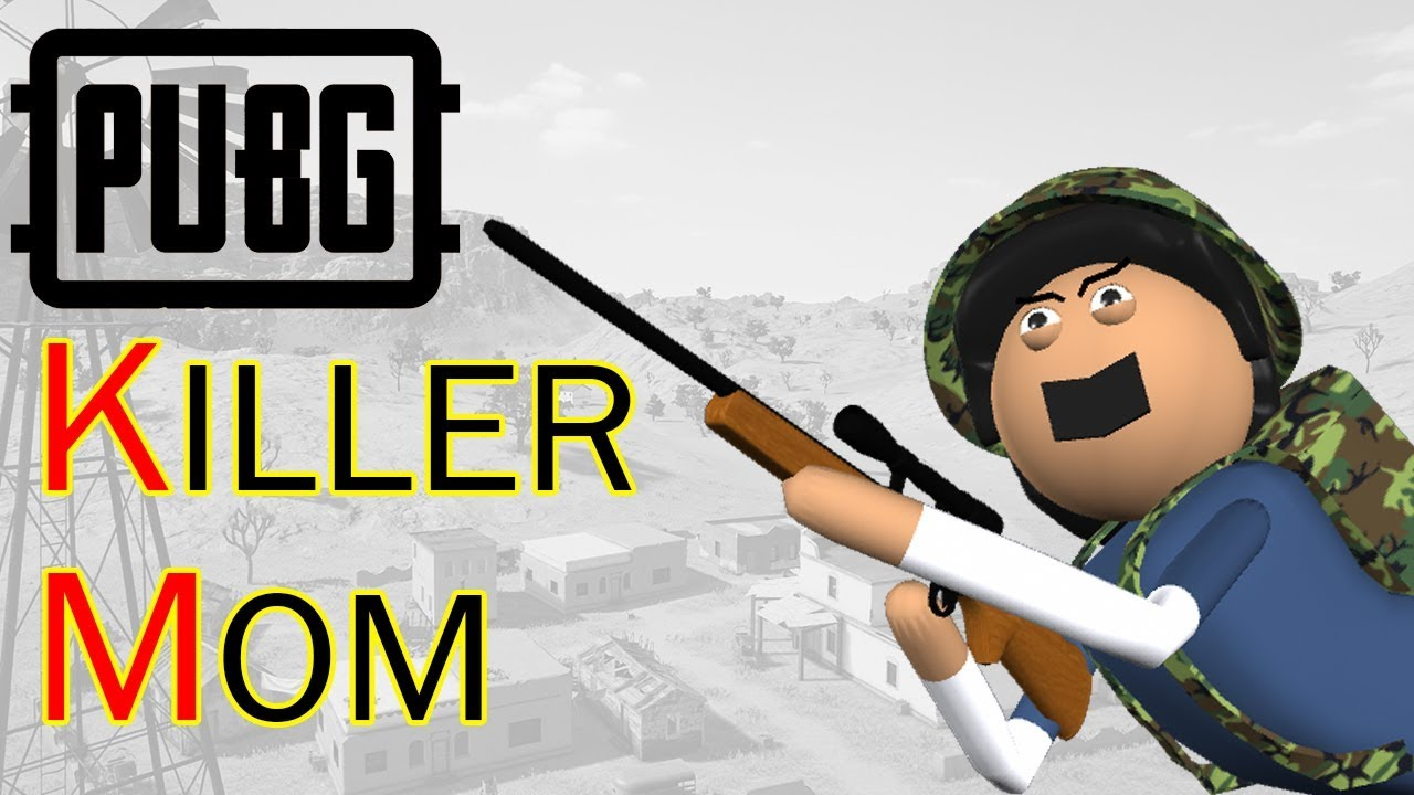 PUBG Killer Mom | पब जी किलर माँ  | Goofy Works | Comedy toons