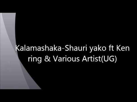 Kalamashaka-Shauri yako