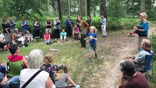 Helma Snelooper   Bedevaartsoord Hummelo   'nDrom XX   6 juli 2019   Nibbelinkbos   op Sinderen