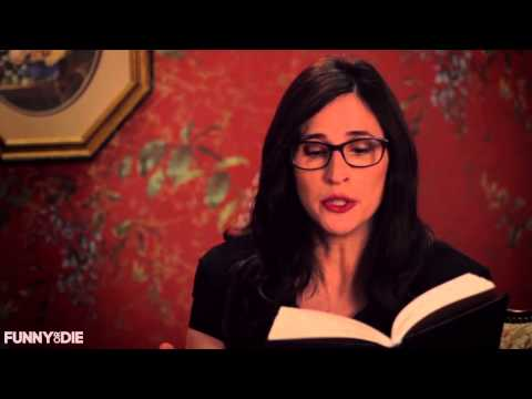 James Joyce's Love Letters with Michaela Watkins - YouTube