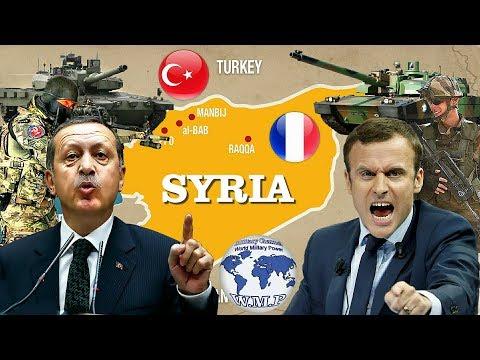 Turkey VS France Military Power Comparison 2018