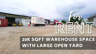 20,000 sqft Warehouse Space For Rent in Port Klang - Industrial Space