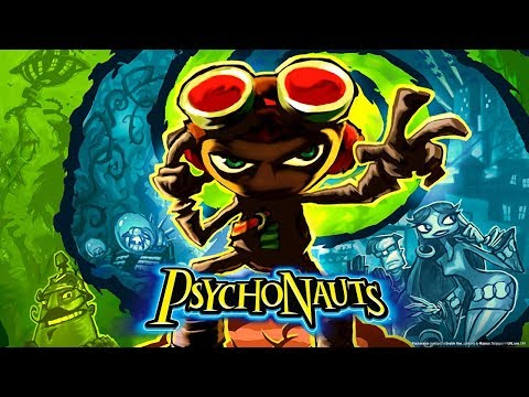 Psychonauts game lawas SD |