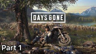 Days Gone™ Жизнь После PS4 PRO ➤ Прохождение 1